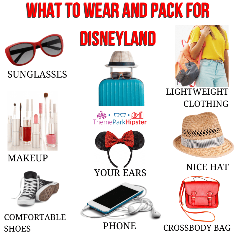 What to wear to Disneyland in July