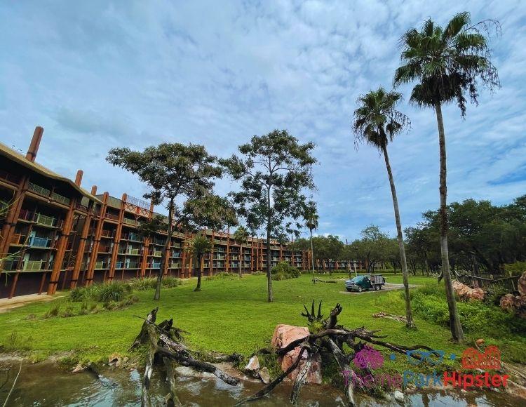 Animal Kingdom Lodge Jambo House Serengeti Overlook