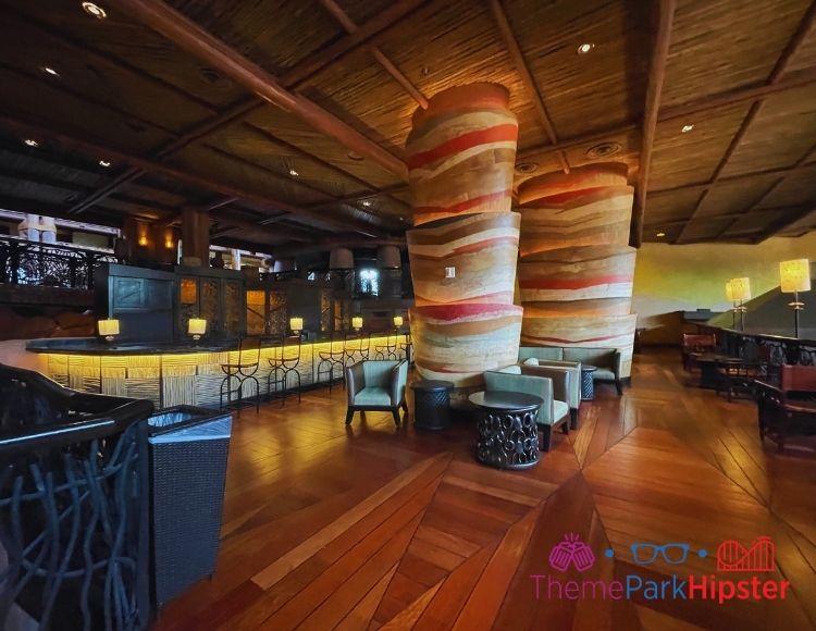 Animal Kingdom Lodge Victoria Falls Lounge