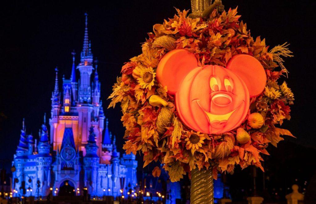 Disney Boo Bash Magic Kingdom Halloween Main Street USA