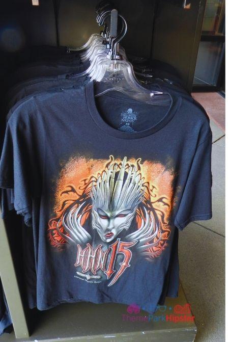 HHN 15 Terra Queen Shirt