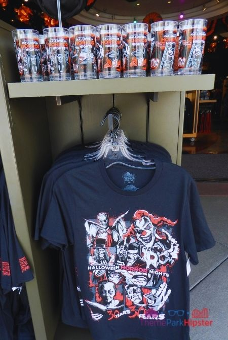HHN 30 Years of Fear Shirt from 2020