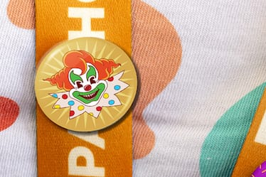 Universal Annual Passholder Jack the Clown Button Pin