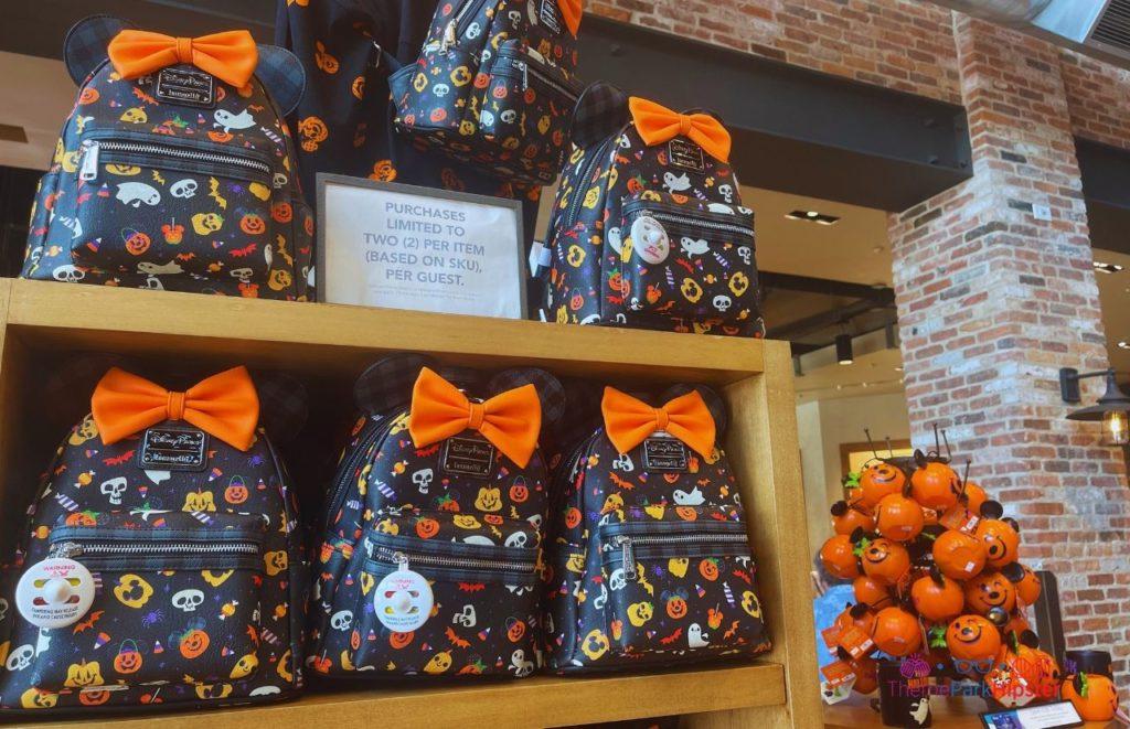 2021 Disney Halloween Merchandise Loungefly Disney Bag