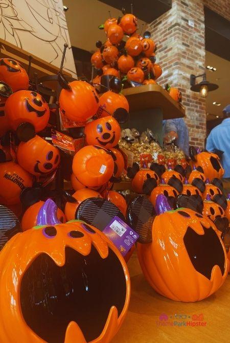 2021 Disney Halloween Merchandise Pumpkin Candle tart holder