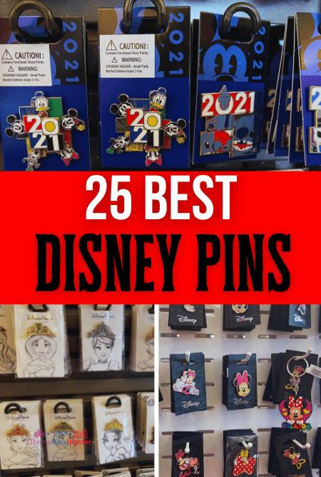 25 Best Disney Pins You Must Buy