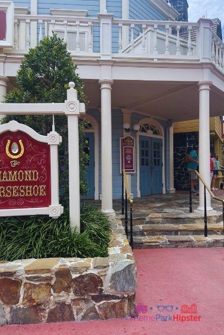 Best Buffet in Disney World Diamond Horseshoe Magic Kingdom