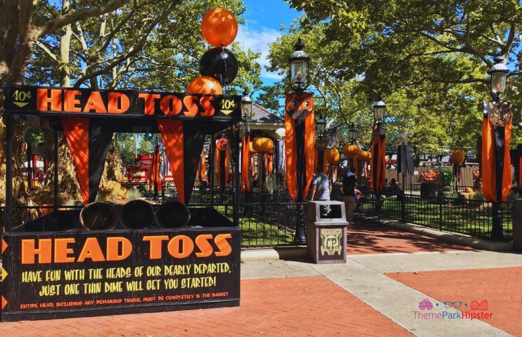 Cedar Point Halloweekends Classic Halloween Decor
