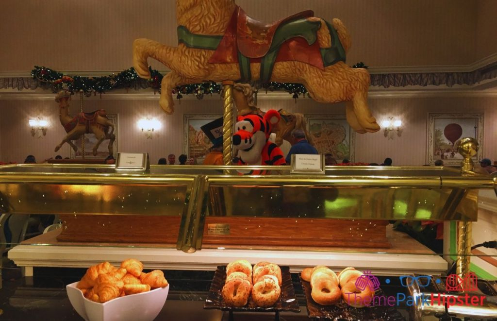 Disney Buffet Restaurant 1900 Park Fare pastries making it one of the Best Buffet in Disney World.