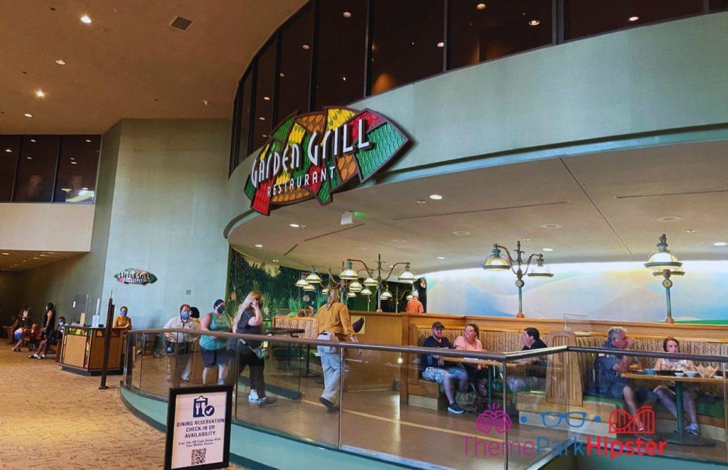 Disney Buffet Restaurant Epcot Garden Grill