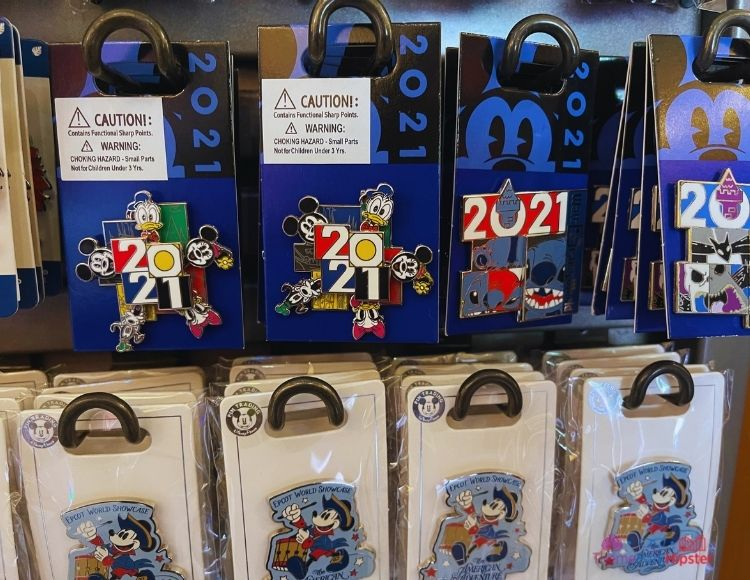 Disney Pins at Target 2021 Fab Five Heads Mickey Mouse Donald Duck Minnie Mouse Daisy Duck Goofy