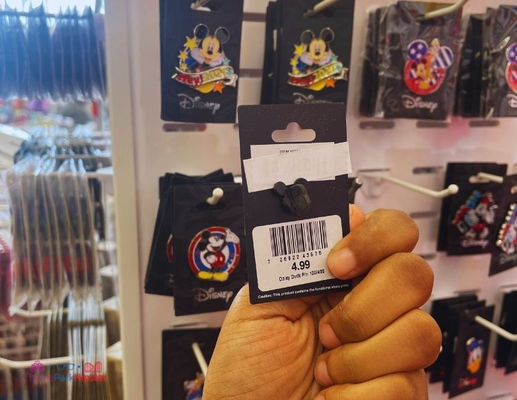 Disney Pins at Target low price of five dollars