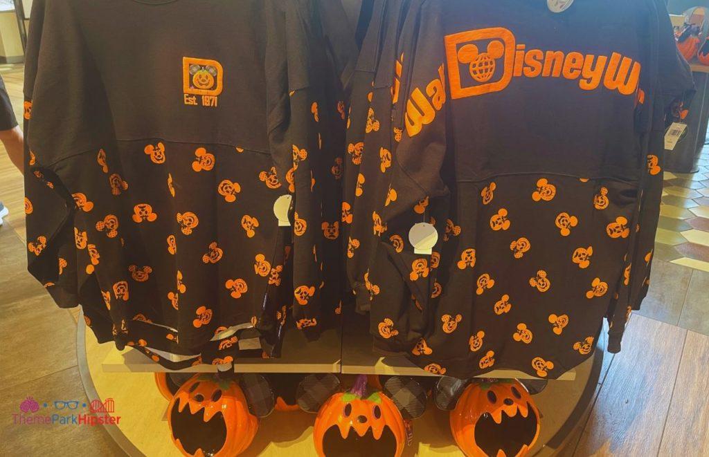 Disney Spirit Jersey 2021 Disney Halloween Merchandise
